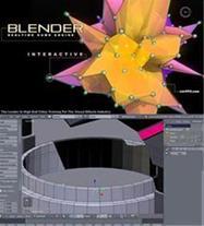 آموزش بازی سازی در نرم افزار مدل  Blender