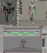 آموزش ساده سازی انیمیشن سازی Softimage