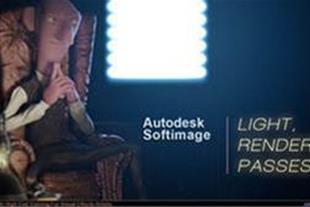 آموزش نورپردازی و رندر در نرم افزار Softimage