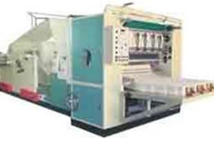 دستگاه تولید دستمال جعبه ای فول کات اتوماتیک 6 لای