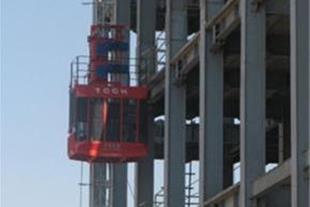 تولید آسانسور کارگاهی 2 تن TCCH