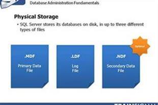 آموزش مدرک MTA Database Administration Fundamental