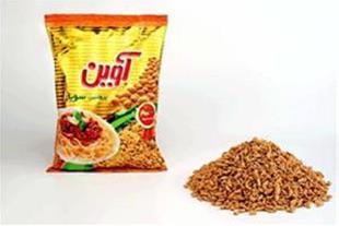 فروش کارخانجات تولید و بسته بندی سویا پروتئین