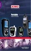 فروش تجهیزات ابزار دقیق و اندازه گیری کیمو فرانسه - 1
