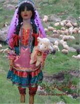 لباس محلی کودکان