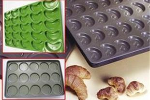 پوشش تفلون قالب غذایی