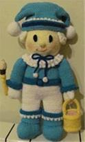 فروش عروسکهای بافتنی