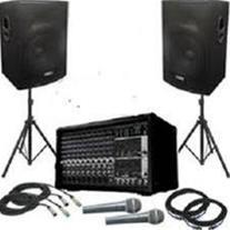 توزیع کننده سیستم های صوتی اکو و باند