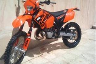 فروش موتور سیکلت KTM 250