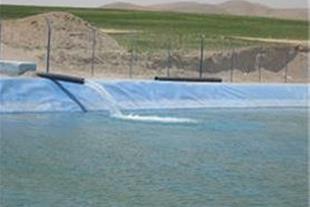 احداث حوضچه های پرورش ماهی پلی اتیلنی