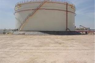 ایزولاسیون مخازن نفتی با ورق ژئوممبران