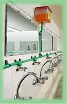 سیستم لوله کشی صابون مایع