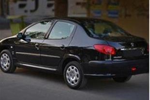 فروش پژو 206 صندوقدار V8 تمام رنگها(تحویل یکساعته)