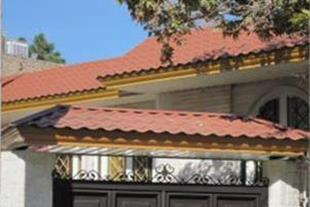 سقف ویلا - سوله -آلاچیق (پوشش-خرپا-پرچین-نماولمبه) - 1