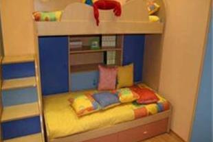 باز سازی و طراحی اتاق کودک www.swanir.com