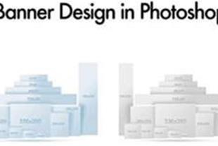 آموزش ساخت بنر تبلیغاتی در Photoshop