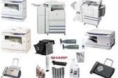 قطعات و مواد مصرفی انواع دستگاه کپی
