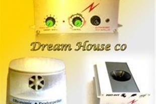 دستگاه دفع کننده حشرات ، موش و گربه