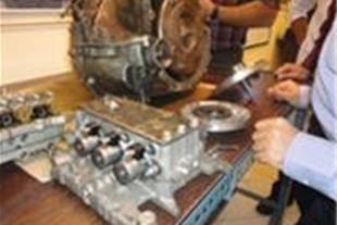 آموزش تعمیرات گیربکس اتوماتیک
