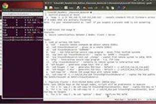 آموزش Parallel-SSH  در سیستم های لینوکسی