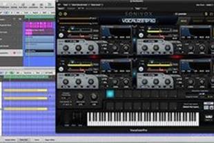 آموزش ساخت موسیقی با برنامه Vocalizer