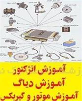 آموزش تعمیرات سیستم  انژکتور
