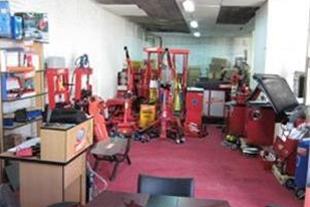 فروش تجهیزات تعمیرگاهی خودرو - 1