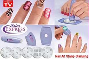 طراحی ناخن سالن اکسپرس salon-express