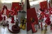 آتش نشانی / تجهیزات آتش نشانی / تجهیزات ایمنی  فرد