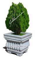 گلدان فایبرگلاس شهری