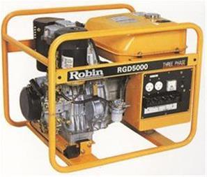 موتور پمپ روبین /موتور برق روبین ژاپن - 1