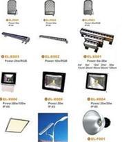 پروژکتور led و چراغ خیابانی سولار سیستم