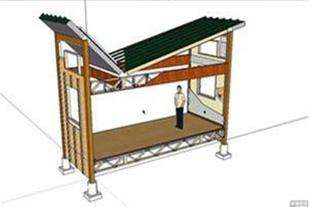 آموزش نرم افزار مدل سازی سه بعدی SketchUp