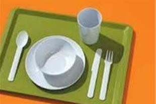 دستگاه ظروف یکبار مصرف گیاهی