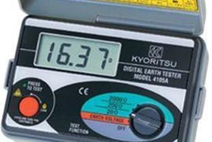 ارت سنج کیوریتسو EARTH TESTER 4105A - 1