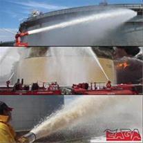 سیستم های اطفاء حریق پیشرفته با آب و فوم