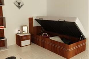 تختخواب باکسی کمجا چوبینکو ( تختخواب گنجه دار )