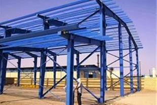 طراحی و محاسبه و ساخت و نصب سوله 88301683-021
