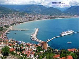 فروش آپارتمان در ترکیه ، فروش آپارتمان درآلانیا - 1