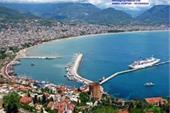فروش آپارتمان در ترکیه ، فروش آپارتمان درآلانیا