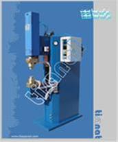 تیسا صنعت سازنده دستگاه های جوش مقاومتی و خازنی - 1