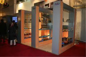 طراحی و اجرای غرفه نمایشگاهی - 1
