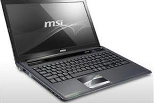 لپ تاپ msi(کارکرده)