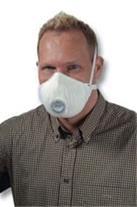 فروش ماسک تنفسی MOLDEX آلمان مدل FFP3 3405