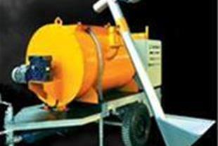 دستگاه سیار فوم بتن تکفاز و سه فاز