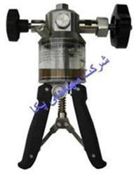 هند پمپ هیدرولیک0-700 /1000 BAR  مدل HHP 700 / - 1