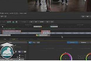 آموزش اصلاح رنگ فیلم ها و کلیپ ها با SpeedGrade CC