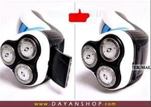 فروش اینترنتی ریش تراش فیلیپس سه تیغ (مدل HQ6970) - 1