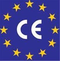اخذ گواهینامه و نشان استاندارد اروپایی محصول CE
