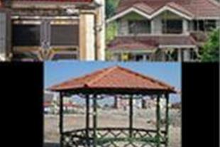 پوشش سقف مجیدی اجرای انواع سقف شیبدار و ویلایی